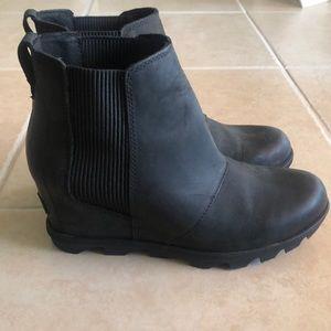 Sorel Women's Joan of Arctic Wedge II Chelsea Boot